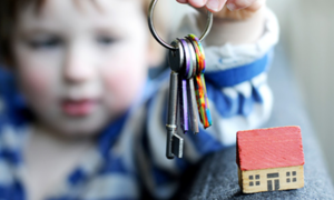 Как продать квартиру, доля которой принадлежит ребенку.