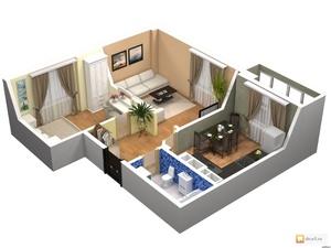 Общий вид квартиры
