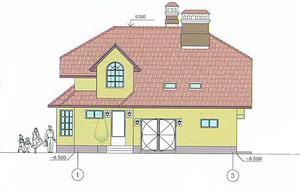 Строительный объем дома