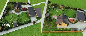 Для чего выполняется схема планирования организации земельного участка