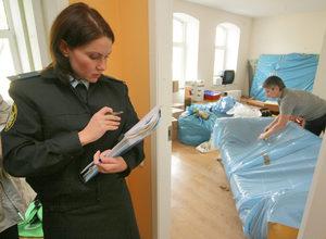 Выселение из служебного жилья