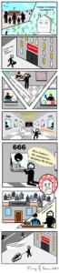 оформление наследства - комиксы о недвижимости