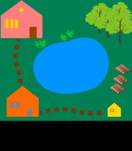 Как выглядит гектар