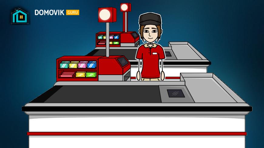 Продавец-кассир в супермаркете — что нужно знать об этой работе?