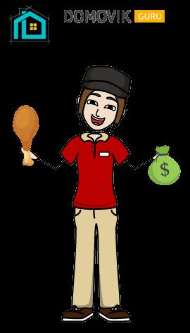 Сколько платят в KFC? Вся правда о должности кассира