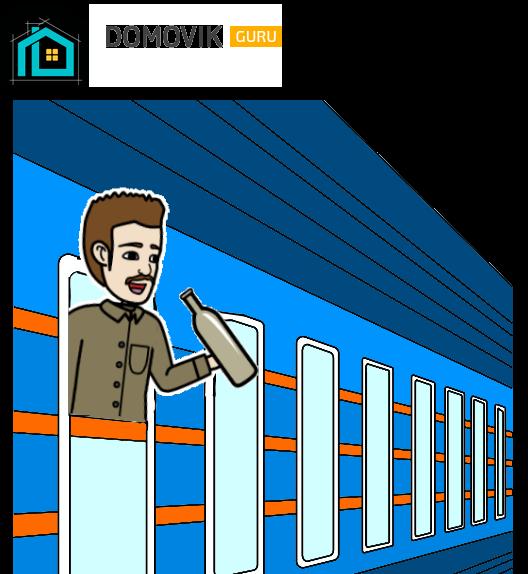 Работа проводником в поезде
