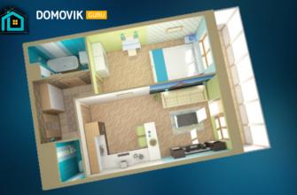 Евродвушка, лофт и smart-планировка — что это за планировки квартир