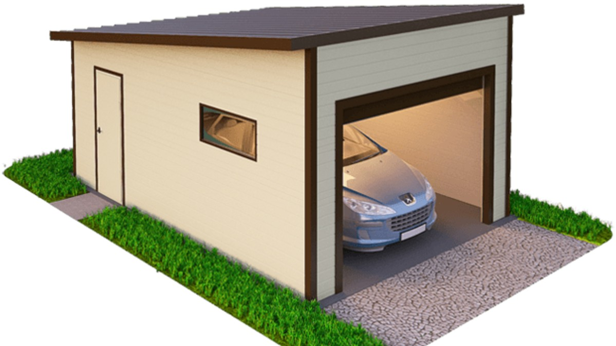 Какой гараж можно сдавать в аренду