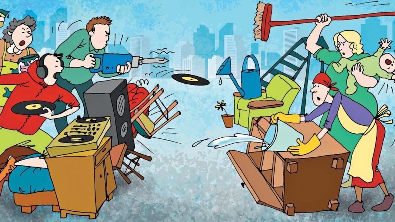 Как избежать проблем с соседями, сдавая квартиру посуточно
