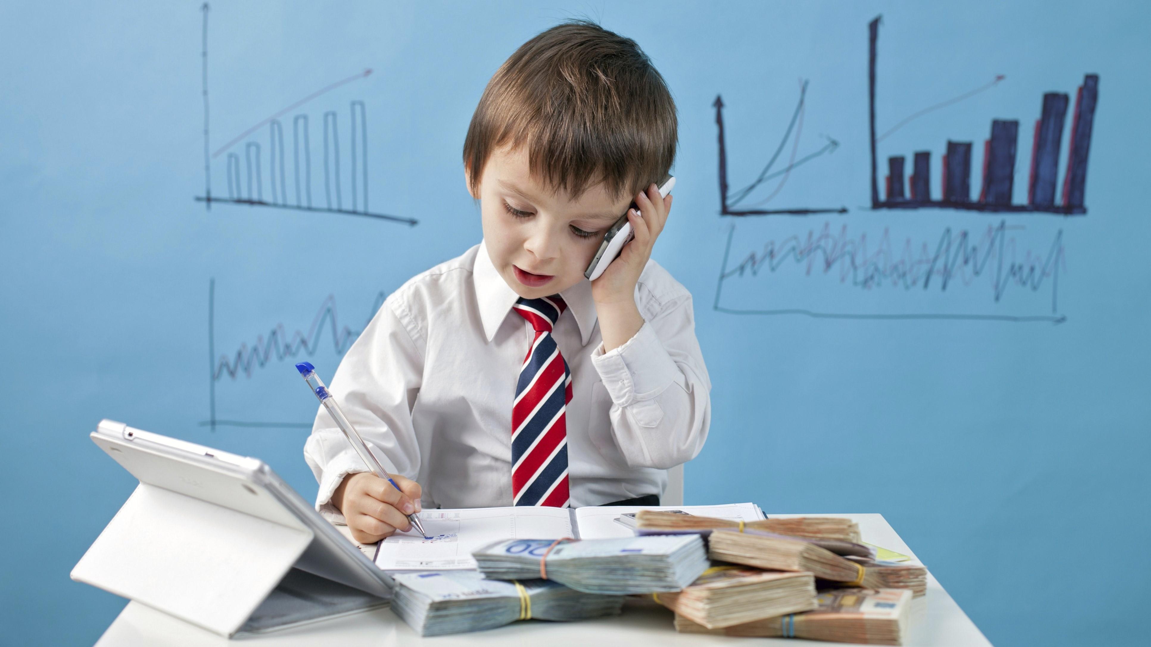 Что будет с ребенком, если не заниматься его финансовой грамотностью